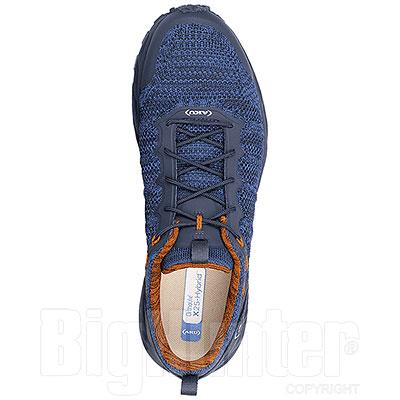 Scarpe AKU Rapida Air Blu/Orange