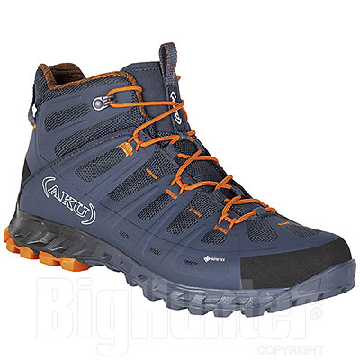 Scarpe AKU Selvatica Mid GTX Blu/Orange