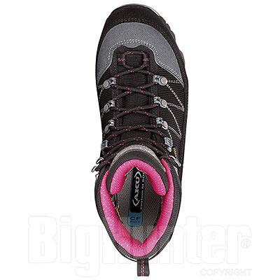 Scarponi Donna AKU Trekker Lite III GTX WS Black/Magenta