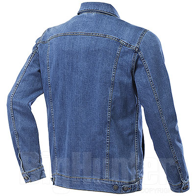Giacca Jeans uomo Carrera Stretch Super Stone Wash