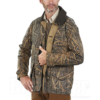 Giacca da caccia Filson Waterfowl Coat Mossy Oak Shadow Grass