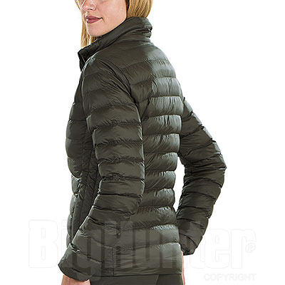 Giacca leggera Donna Seeland Hawker Quilt Pine Green