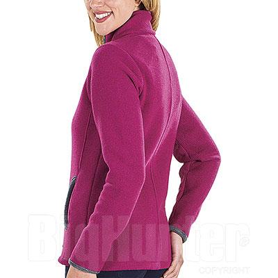 Giacca misto lana Donna Kalibro Pink Wind Wool