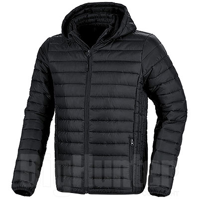 Giacca trapuntata Winter Black