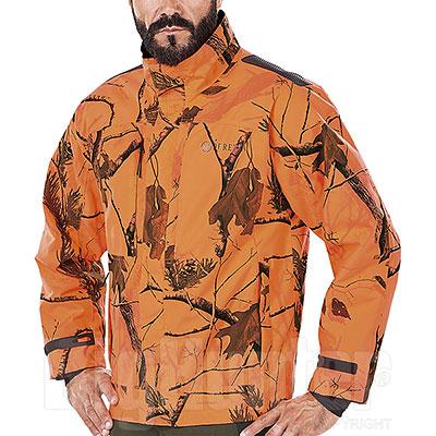Giacca Beretta Brown Bear EVO RealTree AP Camo HD Orange