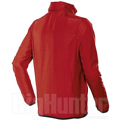Giubbino RipStop Impermeabile Red Cerniere YKK