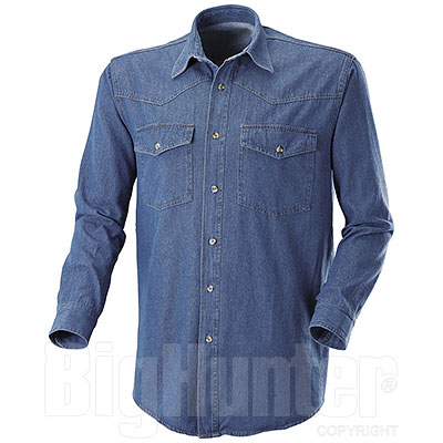 Camicia Jeans Texas
