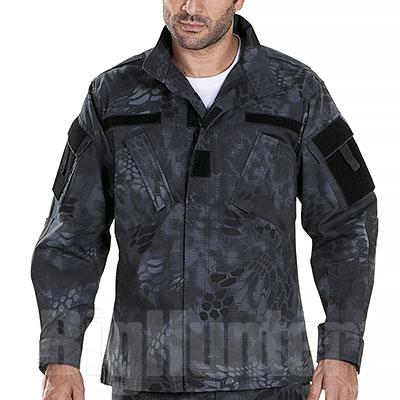 Camicia Militare US Acu Mandra Night