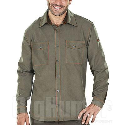 Camicia uomo Kalibro Cody Green