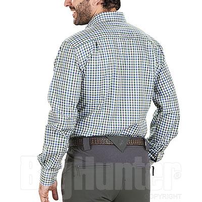Camicia Beretta Classic Light Beige Check