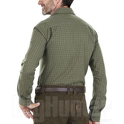 Camicia uomo Seeland Clayton Ivy Green Check