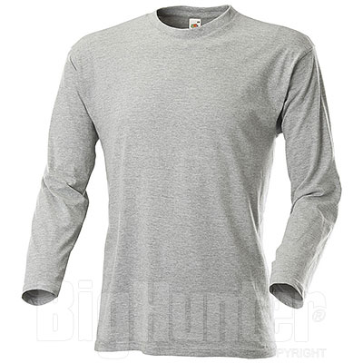 T-Shirt Manica Lunga Grey