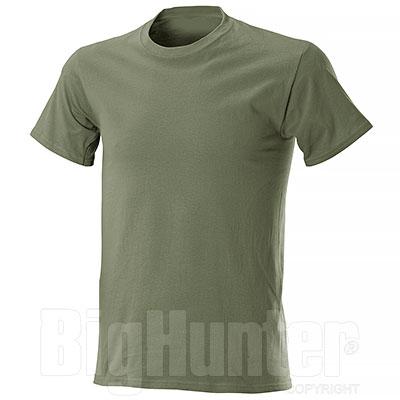 T-Shirt caccia Military Green