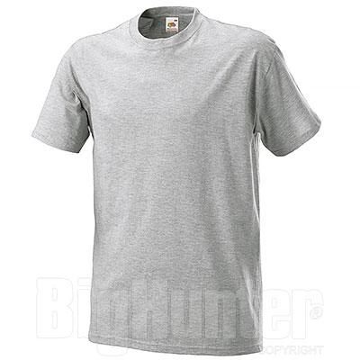 T-Shirt Fruit of the Loom Grey Mélange