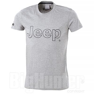 T-Shirt uomo Jeep Originale Authentic Premium Grey Melange
