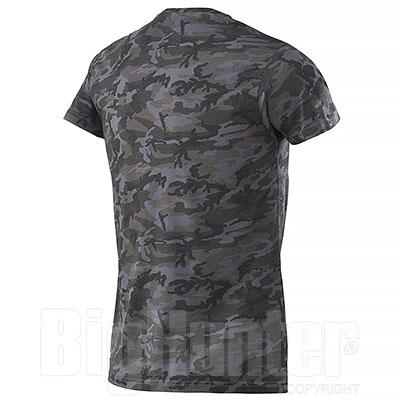 T-Shirt uomo Camouflage Grey