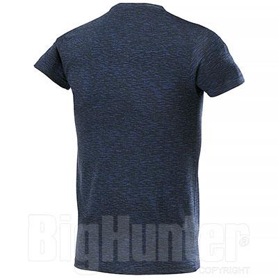 T-Shirt uomo Fire Effect Navy