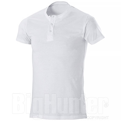 T-Shirt Serafino White