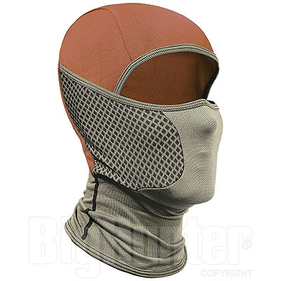 Balaclava Beretta Active Man Light Brown Orange