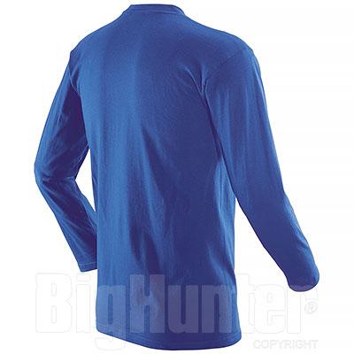 T-Shirt Manica Lunga Royal
