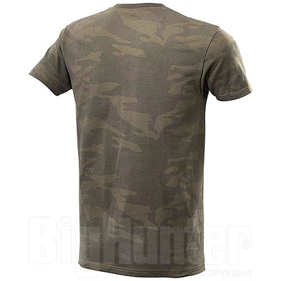 T-Shirt uomo Evò One Pocket Original Camo Alta Qualità