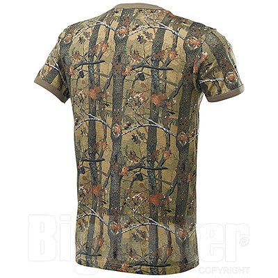 T-Shirt caccia Hunter Forest