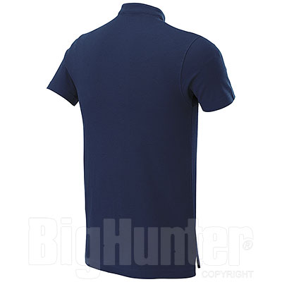 Polo piquet Collo Coreana Navy