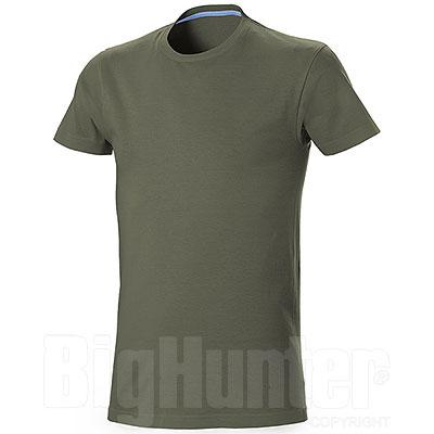 T-Shirt uomo Miami Cotton Army Green