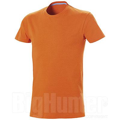 T-Shirt uomo Miami Cotton Orange