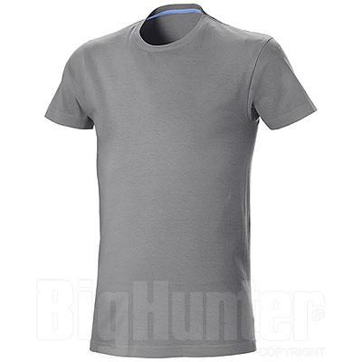 T-Shirt uomo Miami Cotton Light Grey