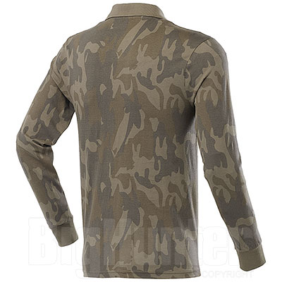 Polo uomo Fashion Evò Two Pockets Original Camo M/L