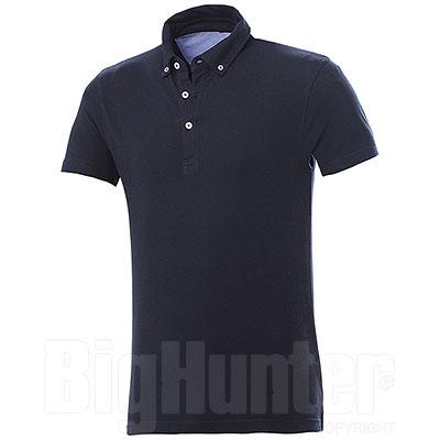 Polo Button Down Navy