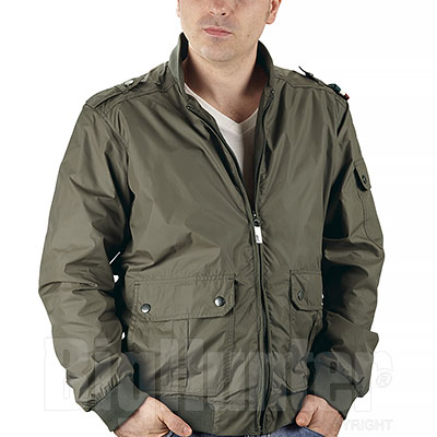 Giacca Fashion Hunter Green JRC