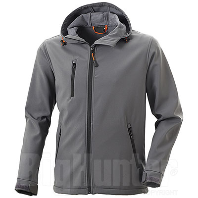 Giacca Softshell Innsbruck Grey All Season
