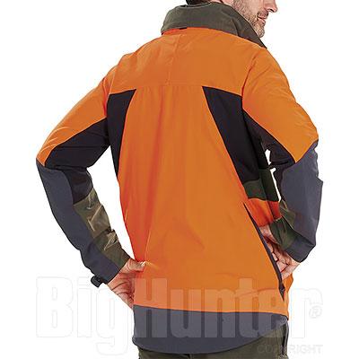 Giacca da caccia Beretta Tri-Active WP Green-Orange