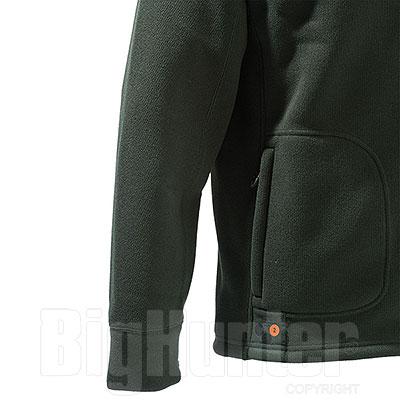 Giacca da caccia Beretta Polartec Thermal Pro 300 Green