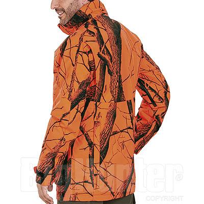 Giacca da caccia Beretta Light Static Camo AP Blaze Orange