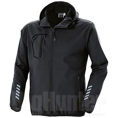 Giacca Softshell 2 Layer Minsk Black