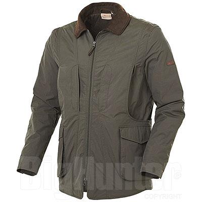 Giacca da caccia Masseria Rain Hunting Green con Cacciatora