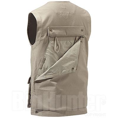 Gilet da caccia Beretta Hunting Light Beige