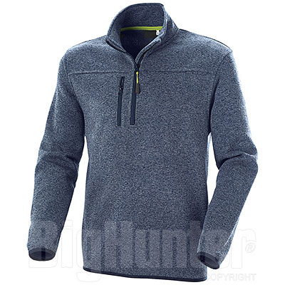 Felpa uomo Michigan Light Blu