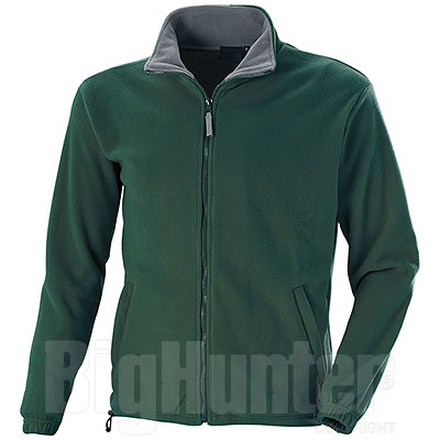 Pile uomo North Dark Green Grey 280 g/m²
