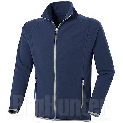 Pile uomo Nordic Navy Full Zip