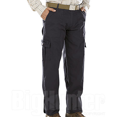 Pantaloni US Army Rip-Stop Black