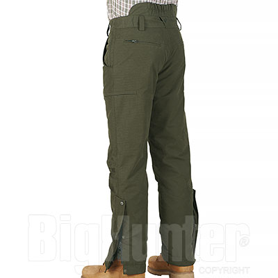 Pantaloni da caccia Beretta Gun11 Dark Green