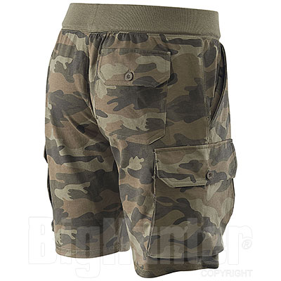 Bermuda uomo Trendy Camouflage