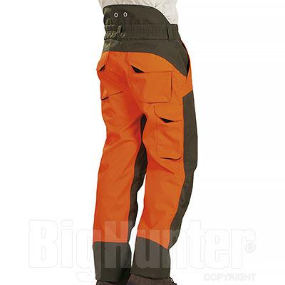 Pantaloni caccia Baleno Traker Armotex DuPont HV
