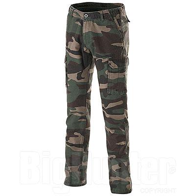 Pantaloni da caccia New Cargo Woodland