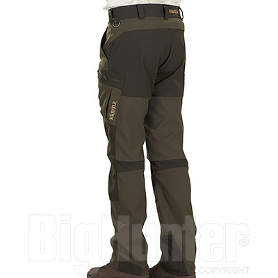 Pantaloni da caccia Harkila Pro Hunter Extend Green Brown