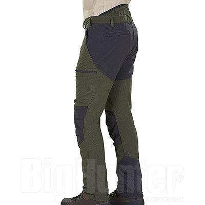 Pantaloni caccia Beretta 4 Way Stretch Green